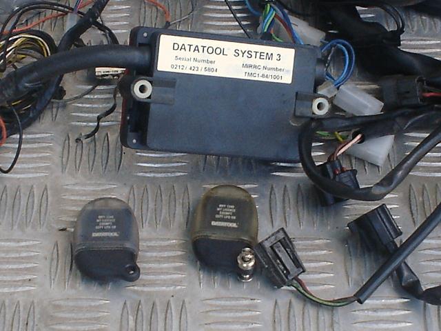 Main Wiring Loom Datatool Alarm